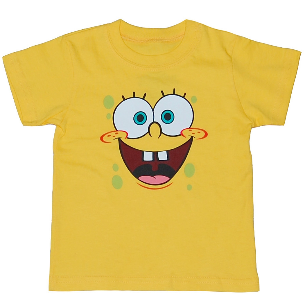 Make a bold statement with our Spongebob Infant And Toddler T-Shirts, or choose from our wide variety of expressive graphic tees for any season, interest or occasion. Whether you want a sarcastic t-shirt or a geeky t-shirt to embrace your inner nerd, CafePress has the tee you're looking for. If you.
