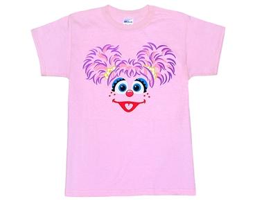 abbey cadabby adult t-shirt