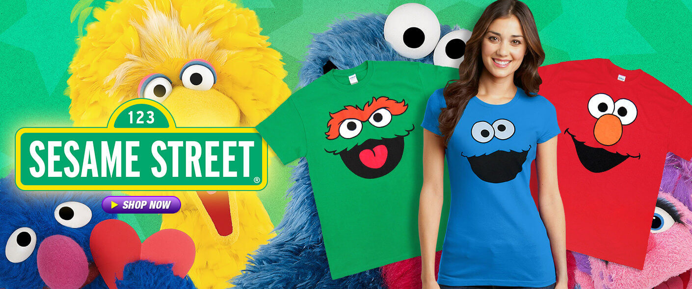 Sesame Street TV Shows
