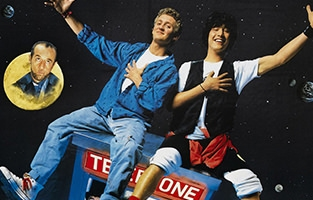 Bill & Ted's Excellent Adv.
