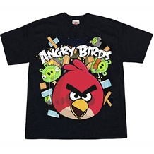 Angry Birds Smash It Kids T-Shirt