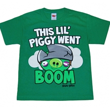 Angry Birds This Lil Piggy Youth T-Shirt