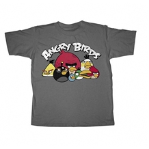 Angry Birds Grumbles Youth T-Shirt