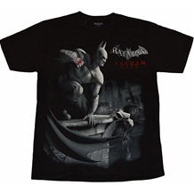 Batman Arkham City: Key Art T-Shirt