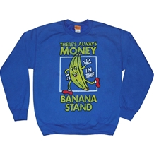 Arrested Development Bluth's Frozen Banana Sweatshirt
