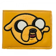Adventure Time Jake Bi-Fold Wallet