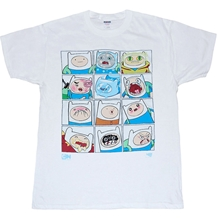 Many Faces of Finn T-Shirt