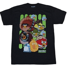 Angry Birds: Star Wars Green Nest Youth T-Shirt
