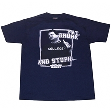 Animal House Fat, Drunk & Stupid Adult T-Shirt