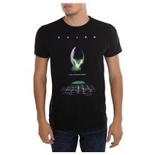 Original Alien Poster Mens T-Shirt