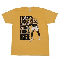 Mohammad Ali Sting Like A Bee T-Shirt