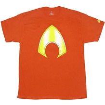 Aquaman Symbol T-Shirt