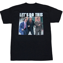Anchorman Let's Do This T-Shirt