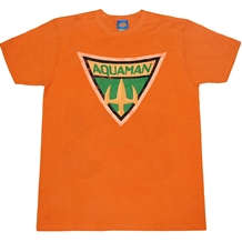 Aquaman Shield T-Shirt