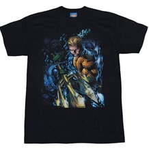 DC Comics New 52 Aquaman #1 T-Shirt