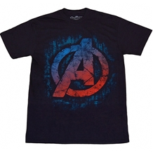 Avengers Movie Logo T-Shirt