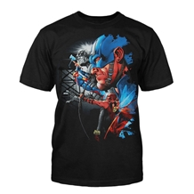 Avengers Captain Crew T-Shirt