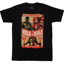 Avengers: Age of Ultron Hulk vs Hulkbuster T-Shirt