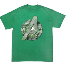 Age of Ultron: Avengers Hulk  Assemble Logo T-Shirt