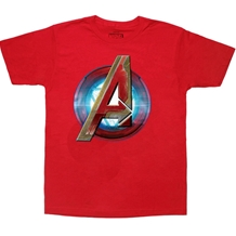 Avengers: Age of Ultron Iron Man Assemble LogoT-Shirt