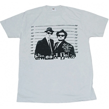 Blues Brothers Mission From God Adult T-Shirt