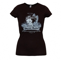 Betty Boop Street Angel Junior Tee