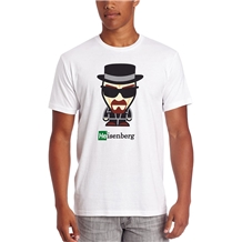 Breaking Bad Heisenberg Cartoon T-Shirt