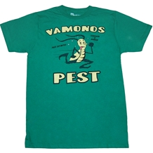 Breaking Bad Vamonos Pest T-Shirt