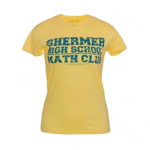 Shermer High Math Club Junior Tee