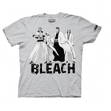 Bleach Group Splatter T-Shirt