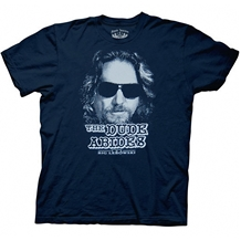 Big Lebowski The Dude Abides T-Shirt