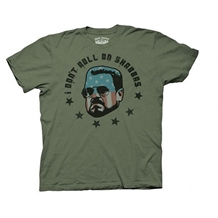 Big Lebowski Roll on Shabbas T-Shirt