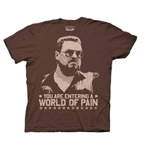 Big Lebowski World of Pain T-Shirt