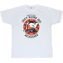 Bruce Lee Jeet Kune Do Academy T-Shirt