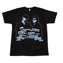 The Blues Brothers It's Dark T-Shirt