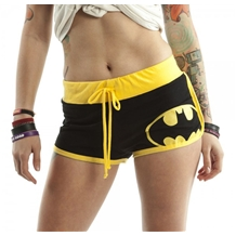 Batman Booty Shorts