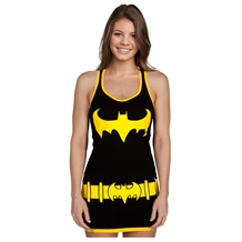 Batgirl Junior Tunic Tank Dress