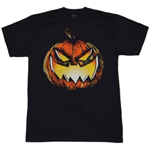 batman bat-o-lantern t-shirt