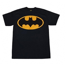 Batman Classic Bat Logo Youth T-Shirt