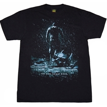 Dark Knight Rises: Bane Movie Poster T-Shirt