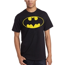 Batman Symbol Logo T-Shirt