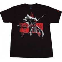 Arkham City Batman T-Shirt