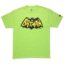 batman 66 tv logo t-shirt