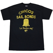 Bad News Bears Chico's Bail Bonds T-Shirt
