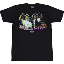 Bill and Ted's Light Show T-Shirt