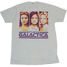 Battlestar Galactica The Ladies T-Shirt