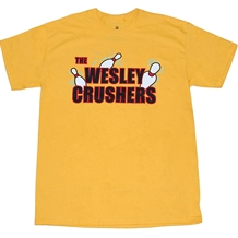 Big Bang Theory Wesley Crushers T-Shirt