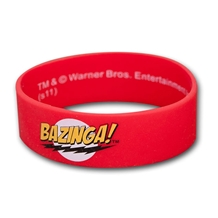 Big Bang Theory Bazinga Bracelet
