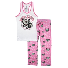 Big Bang Theory Soft Kitty Junior Pajama Set