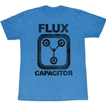 Back To The Future Flux Capacitor T-Shirt